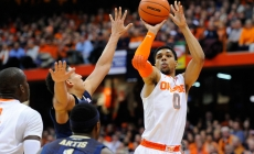 SU's Three-Point Shooting A Major Issue