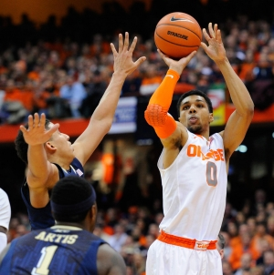 He's Back! Gbinije to make season debut vs. Hampton