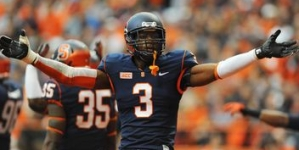 Eskridge Leaves SU Secondary in Shambles