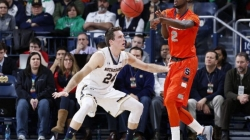 A Solid All-Around Performance Allows Orange to Pick-Up Big Win Over ND