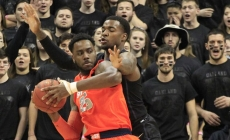 """Is it important for Syracuse to still be a """"tournament team"""" despite ban?"""