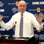 "Running through Five Possibilities for Boeheim's ""Tremendous Change"""