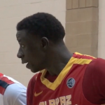 Syracuse Waits on Bryant, But Watches Big Man Moustapha Diagne Roll