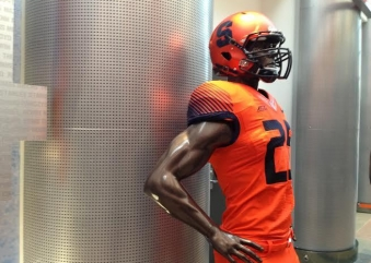 New Orange Jersey's a Lose-Lose for Syracuse Football