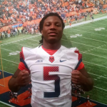 Syracuse RB Target Robert Washington Draws National Headlines