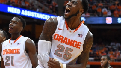 Syracuse Can Thank Last Year's Post-Season Ban For This Year's Tournament Run