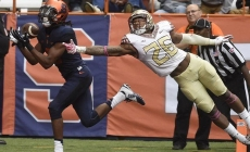 For Once, It's Syracuse Turning Down Football Recruits