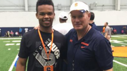 "Syracuse Has a ""Really Good Chance"" At Landing S Eric Burell"
