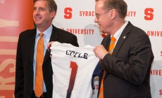 Takeaways from AD Mark Coyle's Press Conference