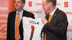 Mark Coyle Leaves Syracuse For Minnesota