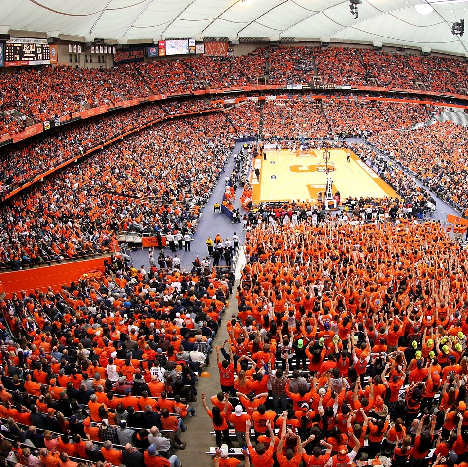 Syracuse Leads Nation In Basketball Attendance Why This