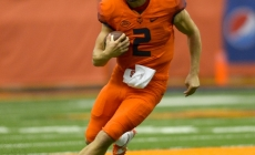 How Will Eric Dungey Look in Syracuse's New Offense?