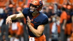 Can Eric Dungey Stay Healthy to Be SU's QB of the Future?
