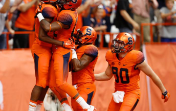 Orange Down Wake 30-17, Improve to 2-0