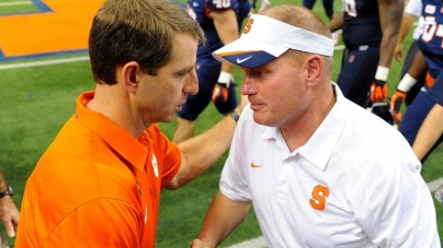Clemson's Swinney Thinks Scott Shafer Should Stay… But Why?