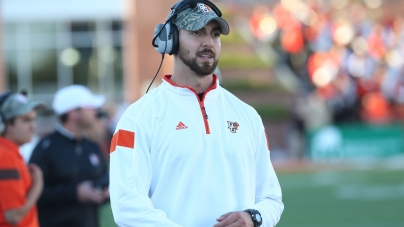 Meet Syracuse Football's New Staff: Sean Lewis
