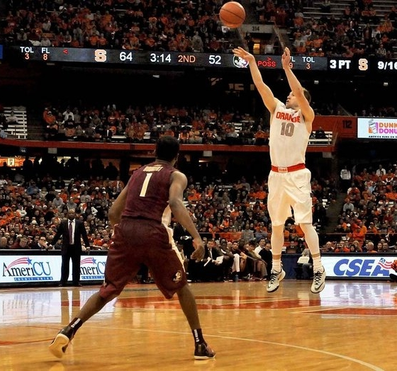 Florida State Looks to Spoil SU's Return from Long Layoff