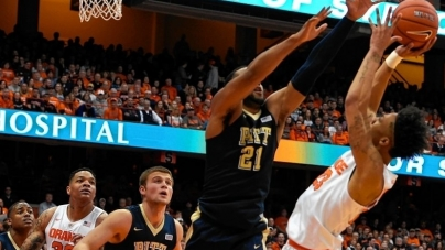 Syracuse's Zone Will Be Pushed to the Max Against Pitt