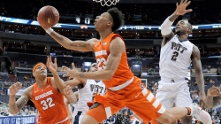 An Update on Malachi Richardson at the NBA Combine: Richardson Set To Leave School