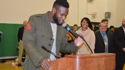 Mini-Documentary Details Latavius Murray's Upbringing in Onondaga