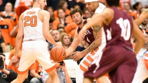 Syracuse Basketball's Non-Conference Schedule Taking Shape