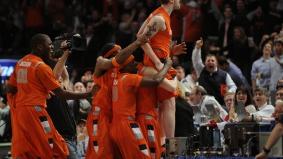 Boeheim's Army Likes Frank Howard/Syracuse's Chances This Season