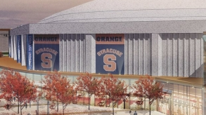 Carrier Dome Update: New Rendering Released