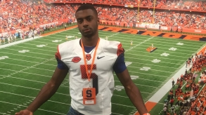 Three Star Coley Chooses SU, Joins Father