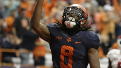 Syracuse WR Steve Ishmael Has No Ceiling in 2016