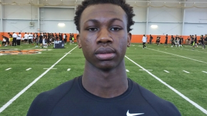 2017 LB/S Kadeem Trotter is a Perfect Fit for Syracuse