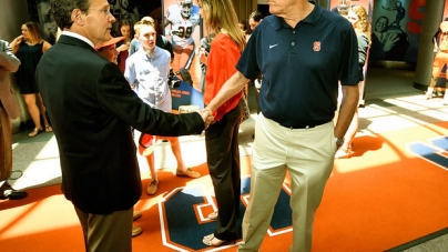 Could John Wildhack Influence Jim Boeheim To Coach Beyond 2018?