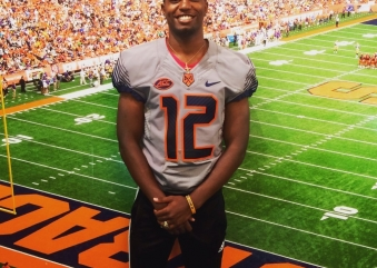 The Fizz Talks To 2017 WR Syracuse Commit Russell Thompson-Bishop