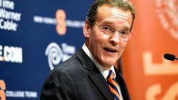 New Syracuse AD Wildhack Comments on Football Scheduling