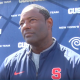 Dino Babers Reviews First Day of Syracuse Training Camp