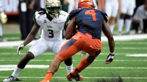 USF Dismantles Syracuse With Big Second Quarter