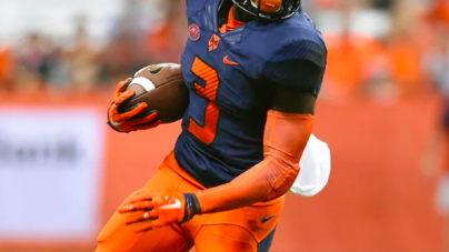 Syracuse Receivers Look Ready to Explode in 2016
