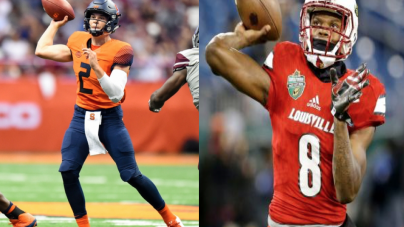 Comparing Eric Dungey and Lamar Jackson