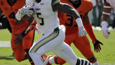 Can Syracuse Slow Down South Florida's Rushing Attack?