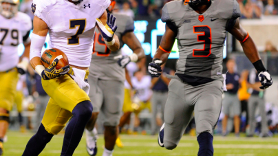 Key to Syracuse vs. Notre Dame: Who Can Limit Big Plays?