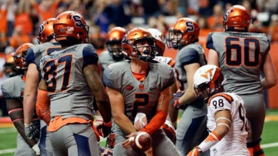 Syracuse Dominates #17 Virginia Tech 31-17