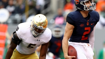 How Bad Was Syracuse's Loss to Notre Dame?