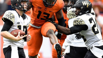 Key to Syracuse vs. Wake Forest: Red Zone