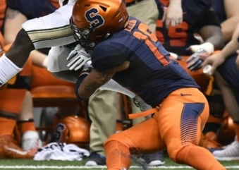 Daivon Ellison Is Here to Stay in SU's Secondary