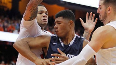 Defense Leads Syracuse To 71-50 Win Over Monmouth