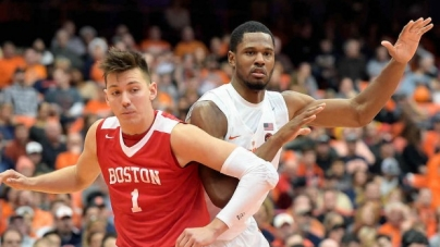 Thompson, Gillon Shine in Syracuse's Rout Over Boston