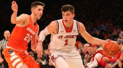 It's Time To Panic. St. John's Blows Out Syracuse, 93-60