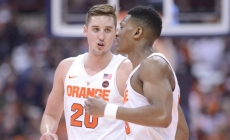 The Key to Syracuse's Offense is Driving the Lane