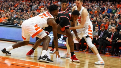 How Does Syracuse Need To Adjust Against Louisville