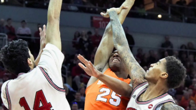 No. 7 Louisville Incinerates Syracuse, 88-68