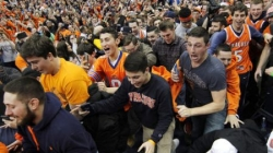 Rapid Reaction: SU Beats Duke 78-75 On Gillon Buzzer Beater